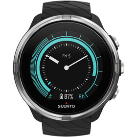 Suunto 9 G1 GPS Sports Watch incl. Leather Strap black